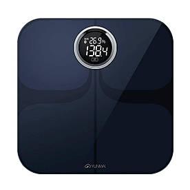 Весы YUNMAI Premium Smart Scale Black (M1301-BK)