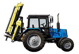 Манипулятор для трактора АМ-03