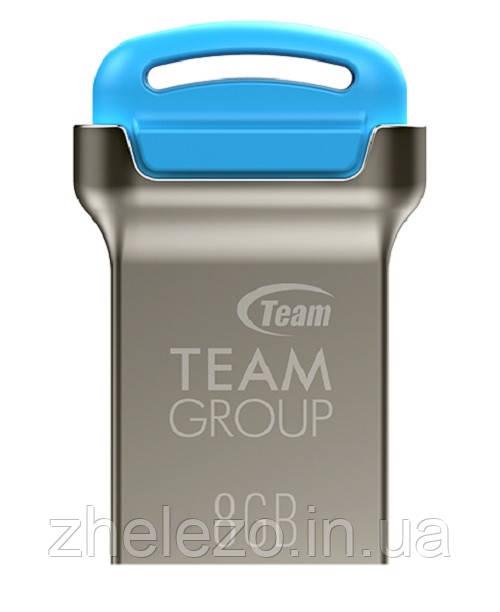 Флеш-накопичувач USB 8GB Team C161 Blue (TC1618GL01)