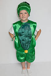 Карнавальний костюм Огірок