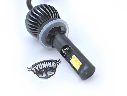 LED лампы GLOBAL SOLUTION Foglight H27 4300K/5000K (P94027), фото 4