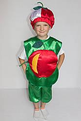 Карнавальний костюм Яблуко №1