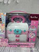 Детский чемодан с косметикой 1045, фото 1