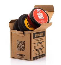 Защитный воск для колёсных дисков Wheel Wax с аппликатором, фото 3