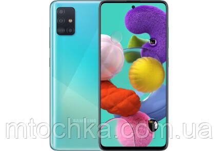 Телефон Samsung SM-A515F Galaxy A51 2020 4/64GB Duos blue  (официальная гарантия)
