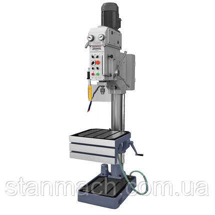 Сверлильно-фрезерный станок Cormak Z5040L с угловым столом, фото 2