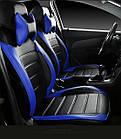 Чехлы на сиденья Хендай Туксон (Hyundai Tucson) (модельные, НЕО Х, отдельный подголовник), фото 3