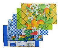 Рушник кухонне (бавовна) з малюнком 25*41 см LOVE & HOME