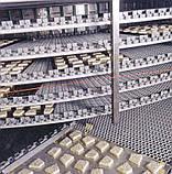 Спиральный охладитель слоек на противнях 1000 кг/ч, фото 4