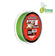 Шнур Formax Avanger PE X4 Micro Jig