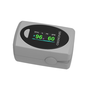 Портативный пульсоксиметр на палец Sinohero S9