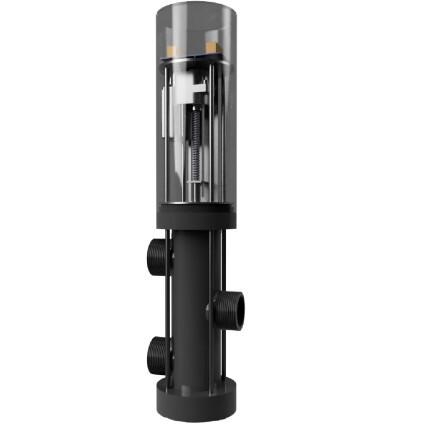 IDROWAY Авт. вентиль 3 точ. IDROWAY SW375 (75mm, 24V)