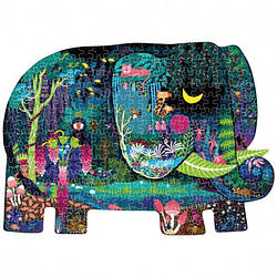 "Арт-пазл ""Слон"" (280 элементов) MiDeer Toys"