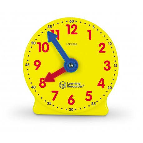 Часы (10 см) Learning Resources