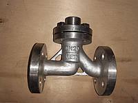 Клапан обратный фланцевый 16с10нж(п) Ду15-150 Ру16