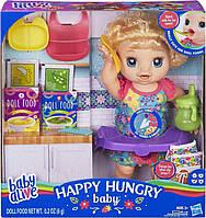 Кукла Hasbro Baby Alive Счастливый Голодный Ребёнок