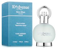 Туалетная вода женская 10th Avenue Nice Blue Pour Femme Karl Antony 100 мл