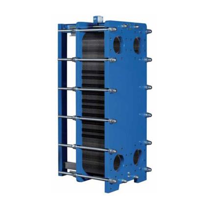 Techno System Теплообмінник пластинчастий Techno System 819 кВт Titan