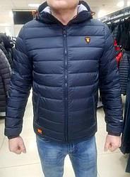 Мужской пуховик TIGER FORCE