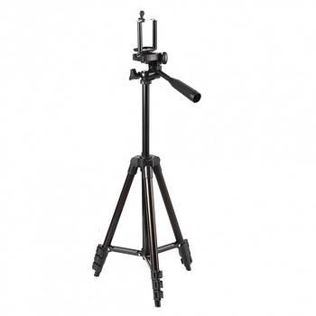Штатив для камеры и телефона Tripod 3120 (35-102 см)