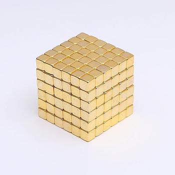 Конструктор-головоломка Neocube UTM Тетракуб + Металлическая коробка в подарок