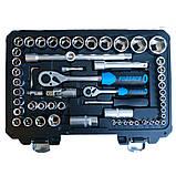 Набор Инструментов 1/4, 1/2, 108 предметов (6-гр.)Forsage 41082-5, фото 2