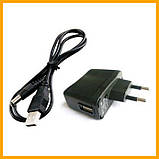 Проектор зоряного неба Star Master PRO Original з USB-кабелем і адаптером нічник, фото 7
