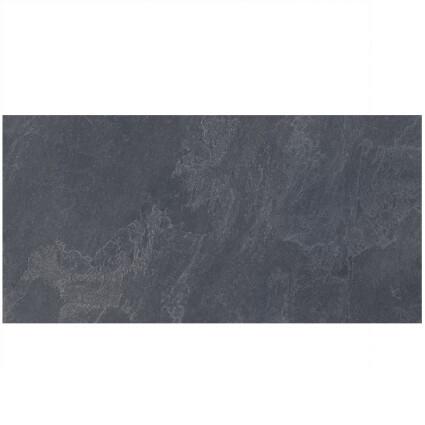 Aquaviva Плитка для басейну Aquaviva Ardesia Black 297x597x9 мм