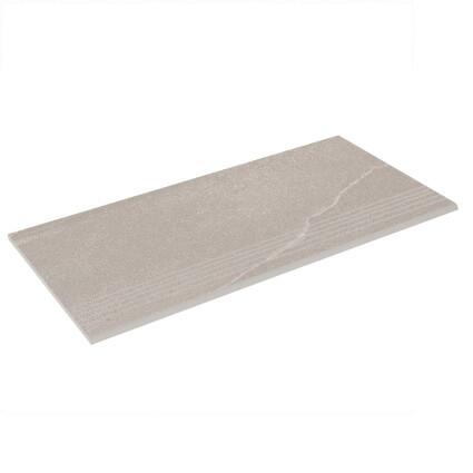 Aquaviva Бортовая плитка прямая Aquaviva Montagna Gray 595x289x20 мм