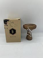 Чаши для кальяна ТМ Колос Lyomista глиняные, ручная робота, дизайнерские. Kolos, фото 1