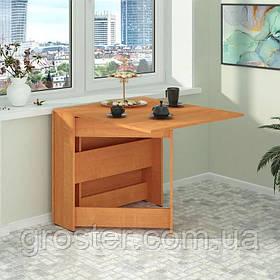 Стіл-книжка-3. Розкладний стіл. Стіл-тумба