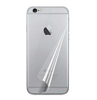 Гидрогелевая пленка на заднюю крышку iPhone 6/6s