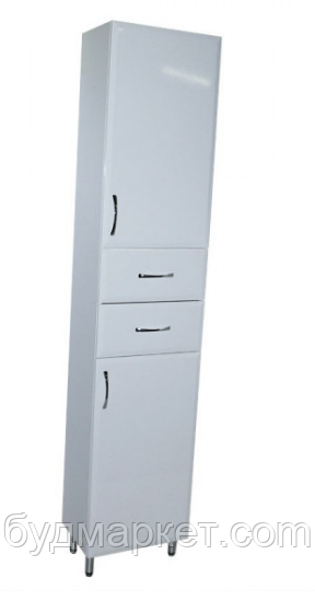 Пенал ХАСТ Классик 40 (2 фасада + 2 ящика) 400х280х1900