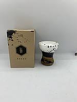 Чаши для кальяна ТМ Колос Turkkilianen глиняные, ручная робота, дизайнерские. Kolos, фото 1