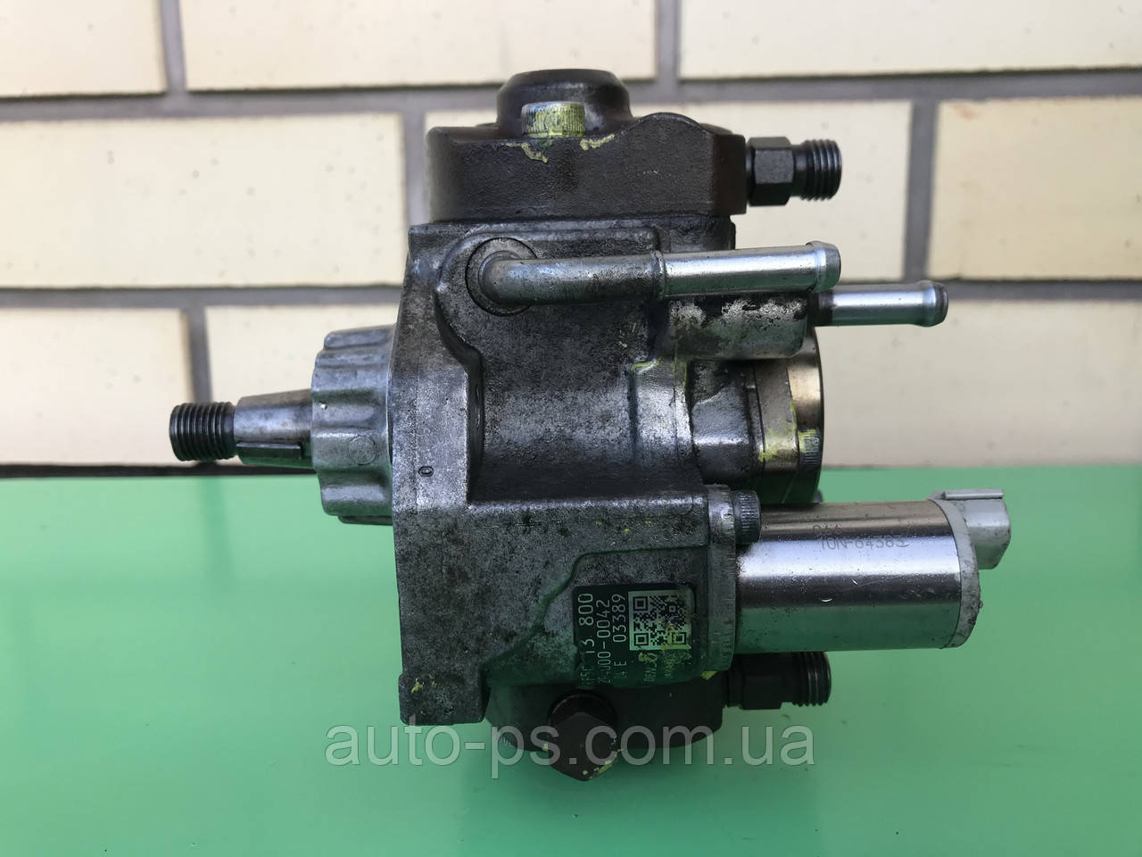 Топливный насос высокого давления (ТНВД) Mazda 6 (GG) (GY) 2.0Di 2002-2007 год.