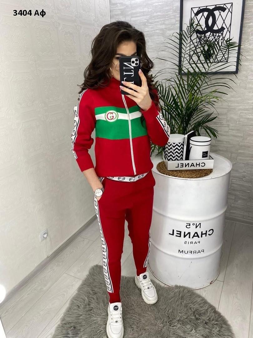Стильный женский костюм Gucci
