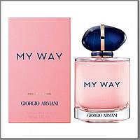 Giorgio Armani My Way парфюмированная вода 90 ml. (Армани Мой Путь), фото 1