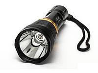 Подводный фонарь водонепроницаемый фонарик для дайвинга Светодиодный фонарик X-Balog