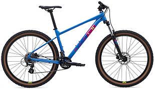 "Велосипед 29"" Marin BOBCAT TRAIL 3 2021 Gloss Bright Blue/Dark Blue/Yellow/Magenta"
