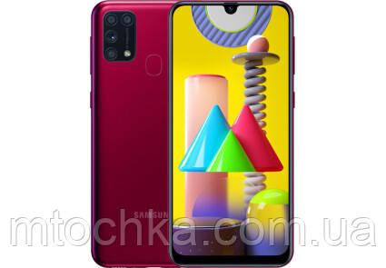 Телефон Samsung SM-M315F Galaxy M31 2020 6/128GB Duos red (официальная гарантия)
