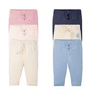 Штанишки на байке, штаны для малышей, ползунки lupilu с 62 до 92 рост из органического хлопка