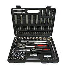 Набір інструментів ключів головок LEX 108 предметів