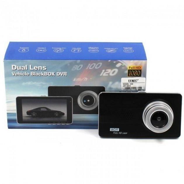 Видеорегистратор DVR Z30 HD1080 5'' с камерой заднего вида