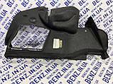 Обшивка багажника справа Mercedes W204 A2046904225 / A20469042259F08, фото 2
