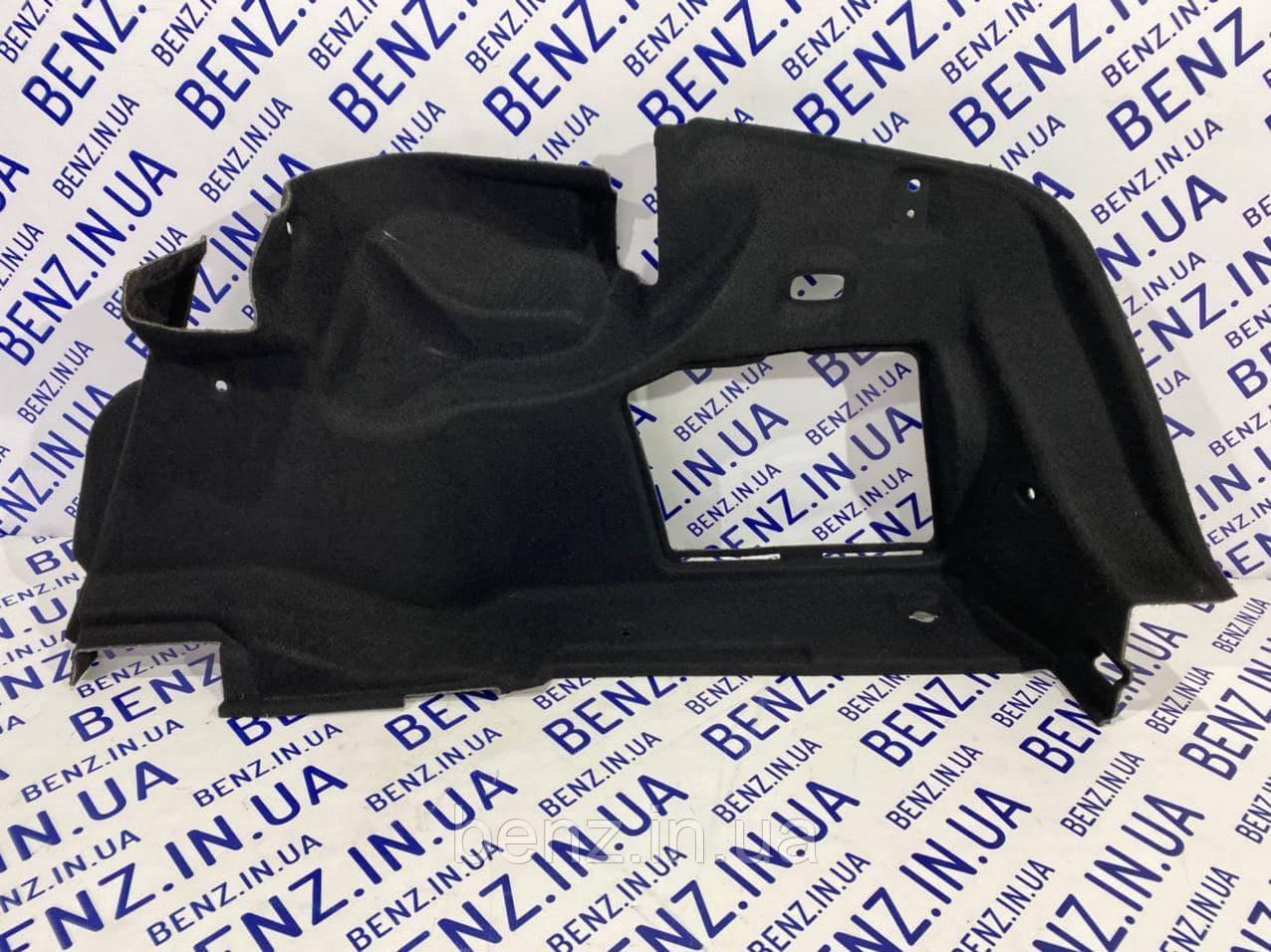 Обшивка багажника справа Mercedes W204 A2046904225 / A20469042259F08