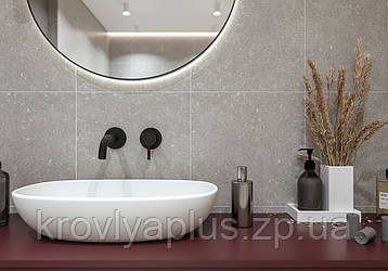 Golden Tile коллекция напольного кафеля  Pavimento / Павименто серый, фото 2