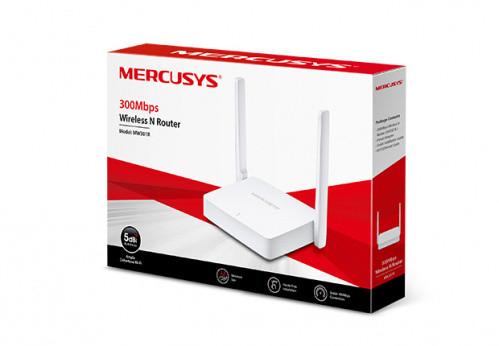 Беспроводной Wi-Fi маршрутизатор MERCUSYS MW301R