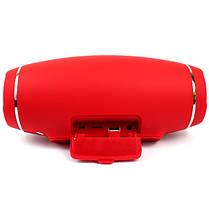 Портативная влагозащищенная Bluetooth колонка HOPESTAR H27 Red, фото 3