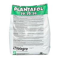 Комплексное удобрение ПЛАНТАФОЛ (PLANTAFOL) 20.20.20. (рост плодов) Valagro 5 кг