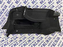 Обшивка багажника слева Mercedes C207/W207 A2076900941, A20769009419F08
